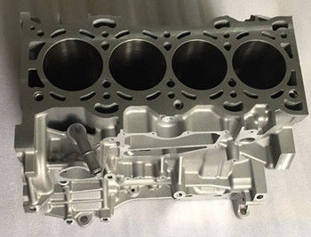 Custom Black Cast Iron Engine Block For Mazda CX7 OEM NO L3K910300