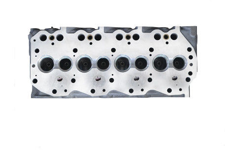 Bare Cylinder Head Auto Engine Parts For Nissan QD32 Cast Iron Material